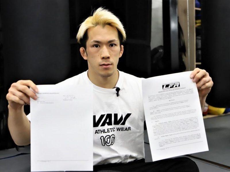 LFA signs UFC vet Michinori Tanaka