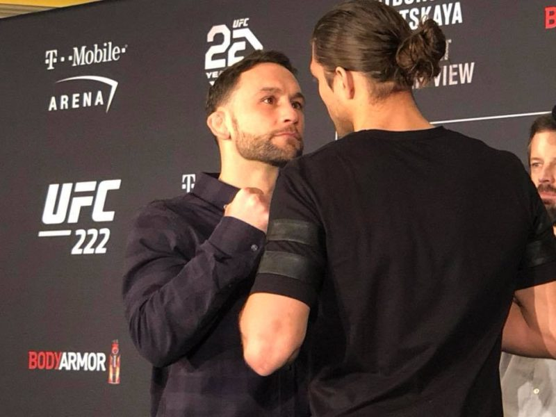 Trio of fights targeted for UFC on July 11th