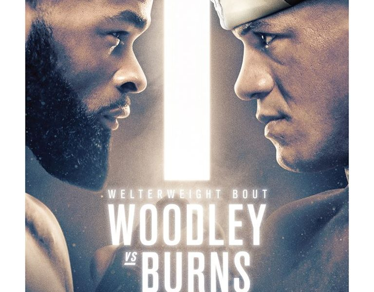 UFC Fight Night Woodley vs. Burns Results