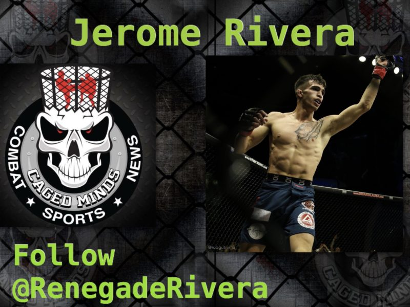 Jerome Rivera- Balance, Maturity, & Positivity