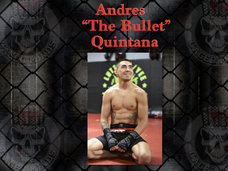"Andres Quintana talks Quarantine Life, Sparring ""Cowboy"" Cerrone, Gaming, & Family"