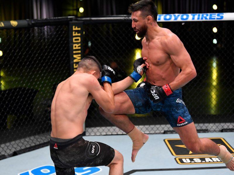 Gutierrez vs. Sanders & Martinez vs. Saenz added to Aug. 1st UFC Fight Night