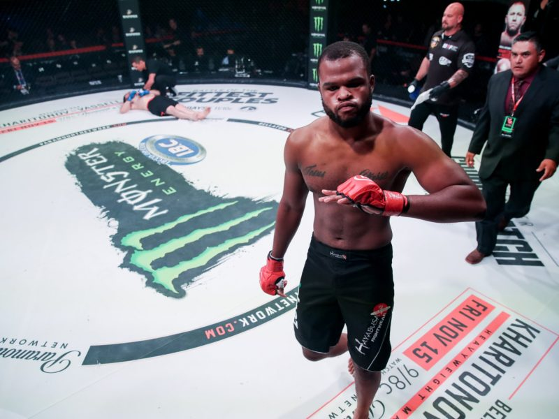Prospects Cristian Edwards & Valerie Loureda back in action Bellator 243