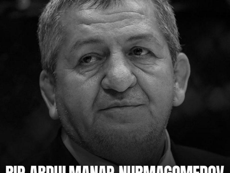 Abdulmanap Nurmagomedov Passes Away