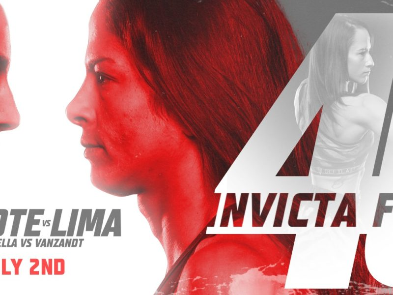 Invicta FC 40 Weigh-in Results, one contest canceled