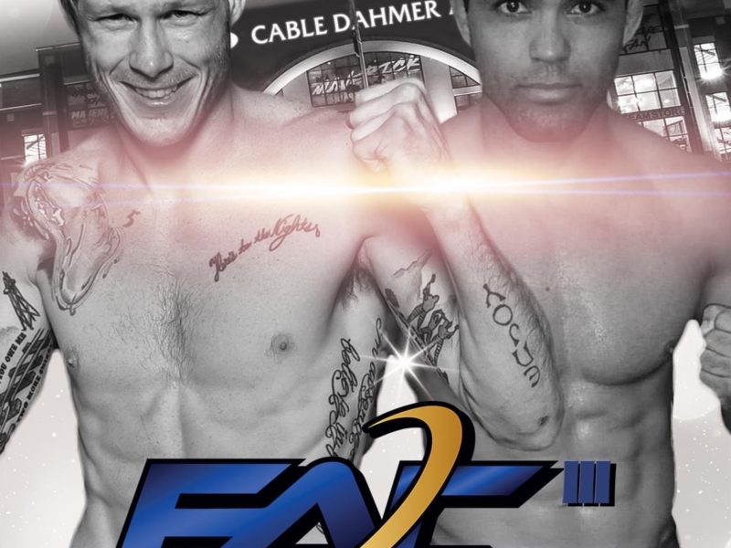 Croom vs. Hutchinson headlines FAC's Debut on UFC Fight Pass