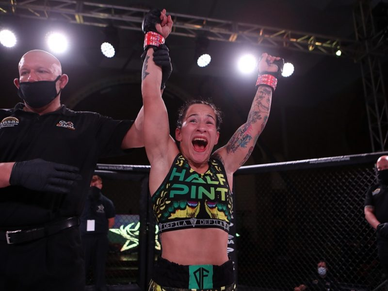 Cummins vs. Zappitella title bout headlines Invicta FC 42