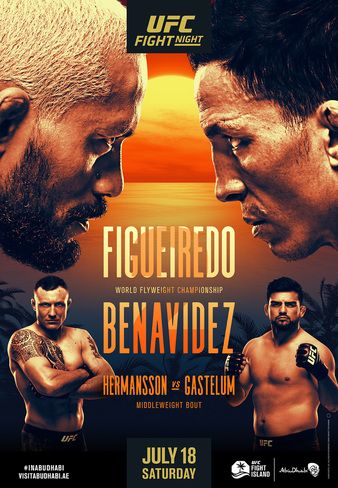 UFC Fight Night Figueiredo vs. Benavidez 2 Quick Results