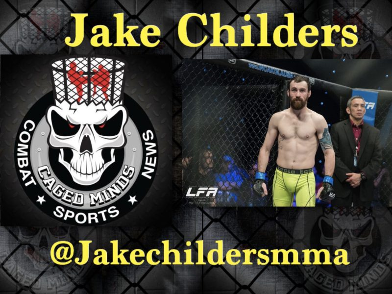 Jake Childers- Ready to Show What Happens When Skill & Hard Work Come Together