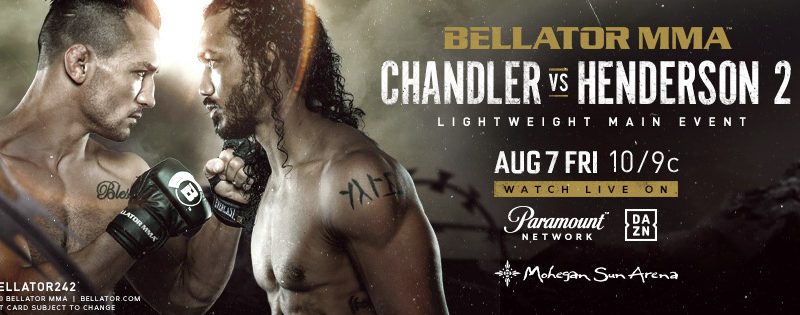 One Fighter heavy at Bellator 243 Weigh-ins
