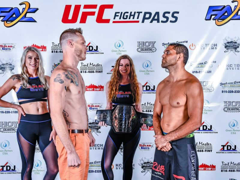FAC 3 Quick Results, Croom takes 1st FAC Featherweight Title