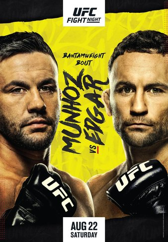 "UFC Fight Night ""Munhoz vs. Edgar"" Easy Read Results"