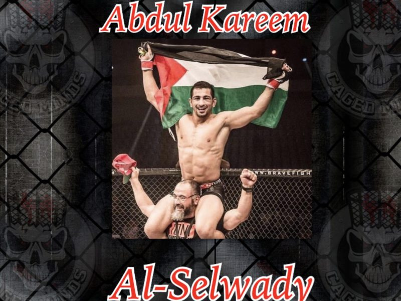 Abdul-Kareem Al-Selwady- I want Everyone to Know Me After this Fight