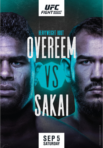 "The 411 on UFC Fight Night ""Overeem vs. Sakai"""