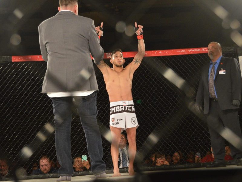 Rodney Kealohi- LFA 92, this is just the opportunity I needed
