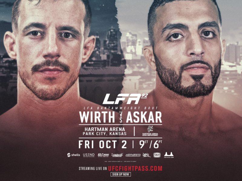 LFA kicks off Phase 3 with a Bantamweight Showdown