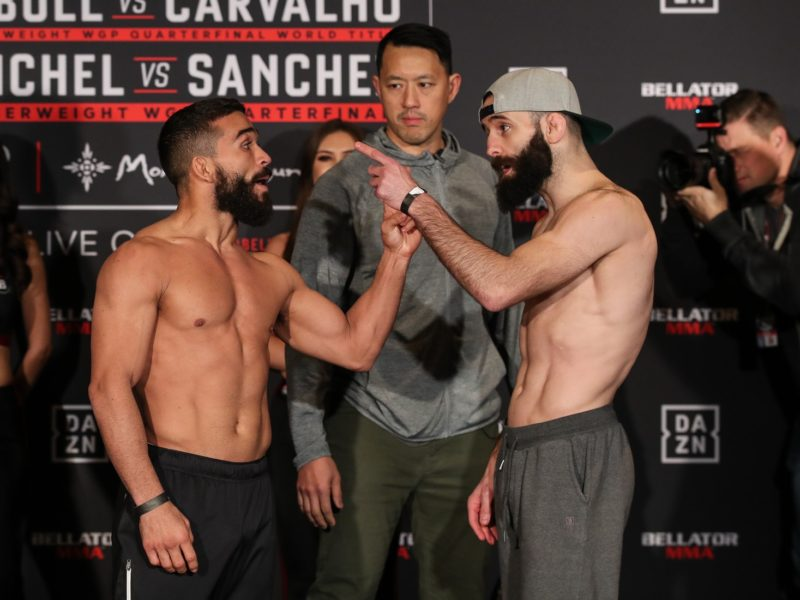 Freire vs. Carvalho Re-scheduled for Bellator's Nov. 12th Event