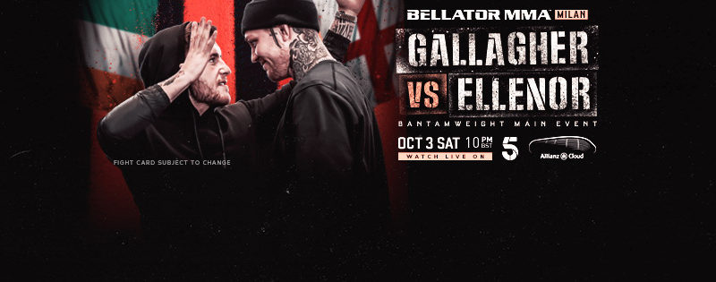 Bellator Euro Series 9 weigh-ins