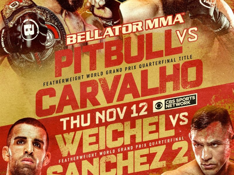 Bellator 252 adds Sanchez vs. Weichel