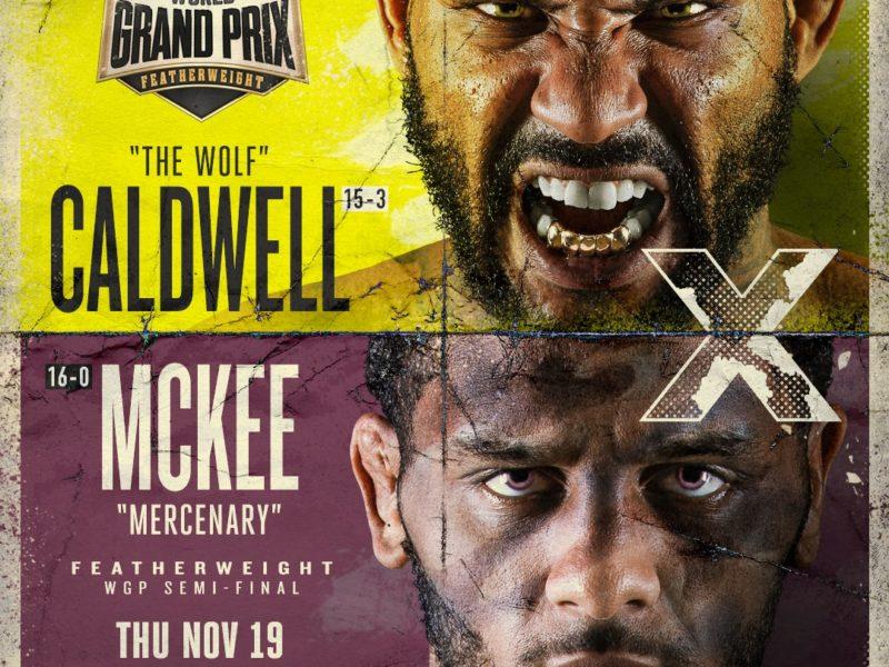 Caldwell vs. McKee headlines Bellator 253