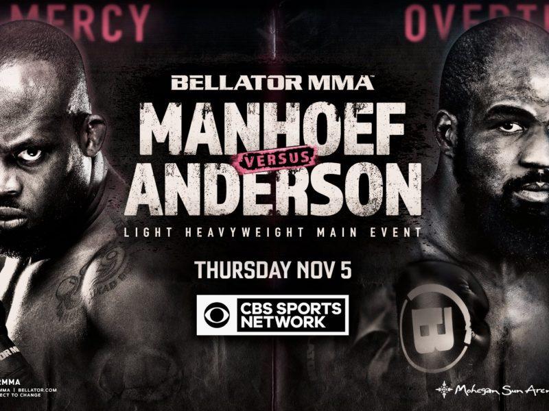 Manhoef versus Anderson headlines Bellator 251