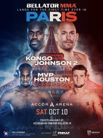 Bellator 248 & Euro Series 10 Easy Read Results