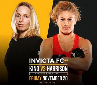 Invicta FC  43 Easy Read Results