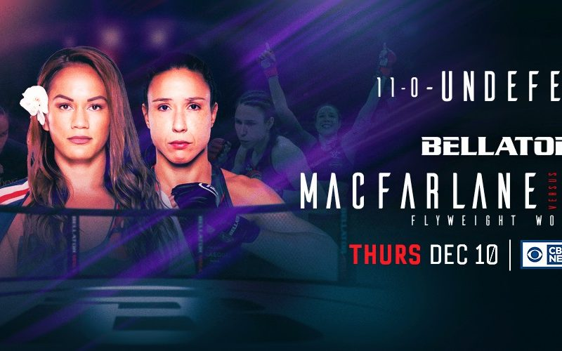Bellator 254 Weigh-in Results, Huge Miss Leads to One Cancellation