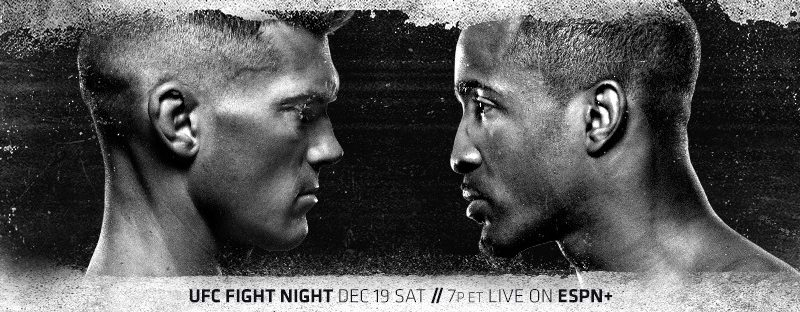 """UFC Fight Night """"Thompson vs. Neal"""" weigh-ins, Covid-19 scraps one fight"""