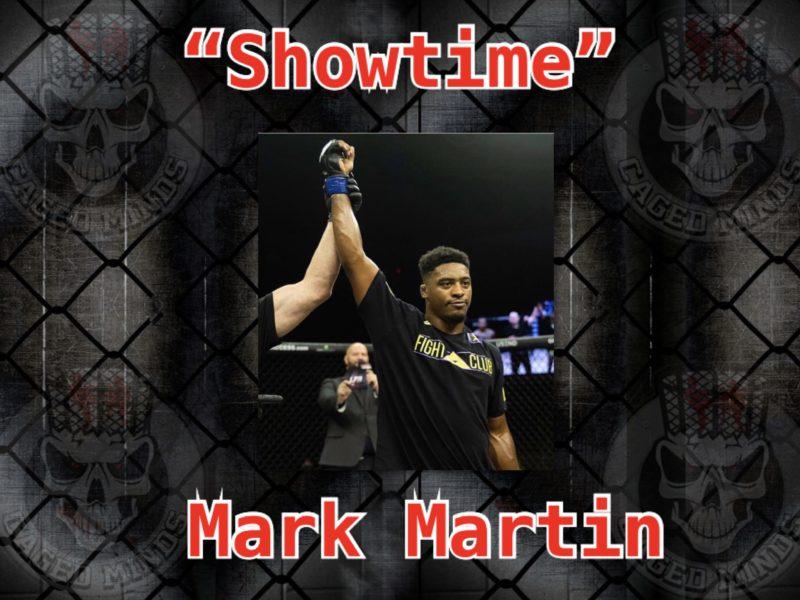 Mark Martin Envisions a Dominant Performance at LFA 96