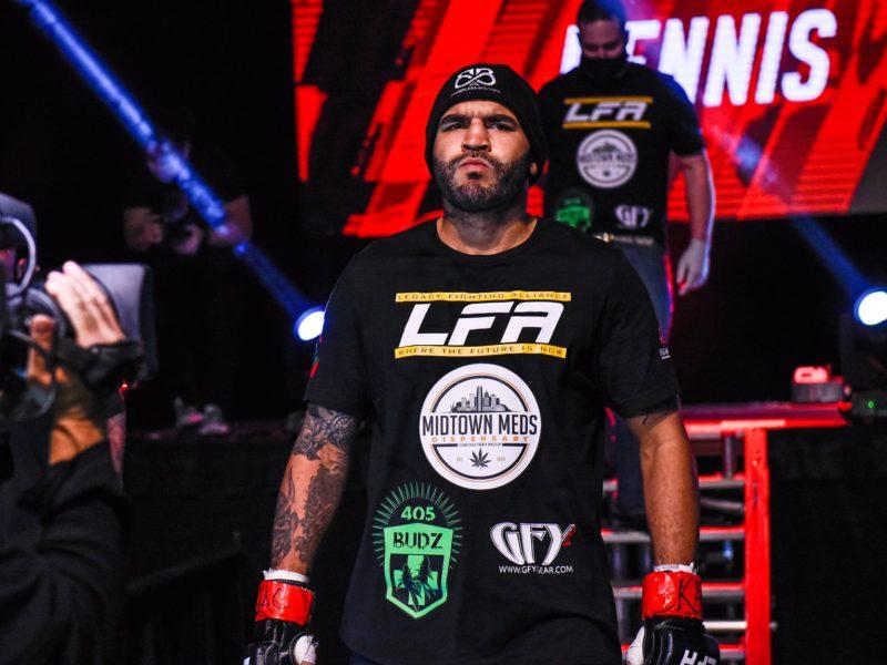Dennis-Cherant Title Fight Headlines LFA 99