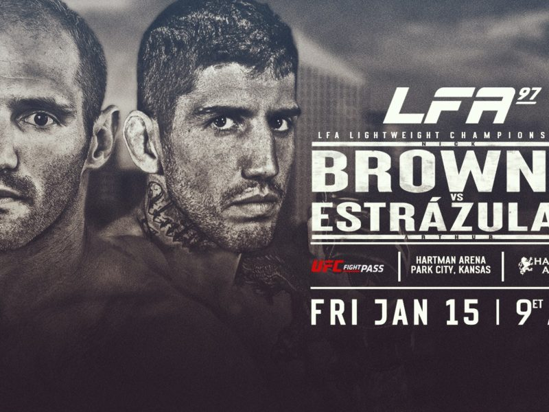 Weigh-in Results for LFA 97, Title Fight is A Go, But three come in Heavy