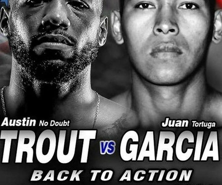Trout vs. Garcia on Tap for February