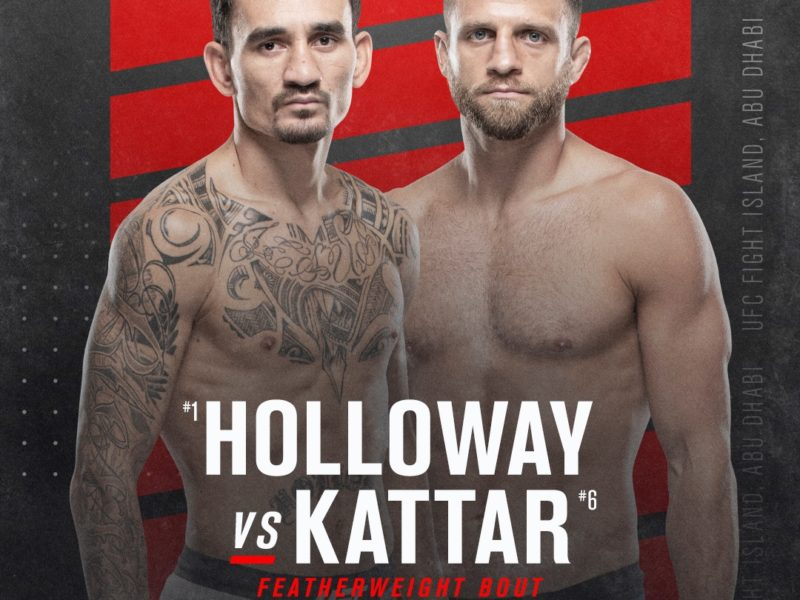 """Everyone makes weight for UFC Fight Night """"Holloway vs. Kattar"""""""