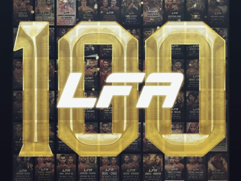 Mota out, Altamirano vs. Smith New LFA 100 Headliner