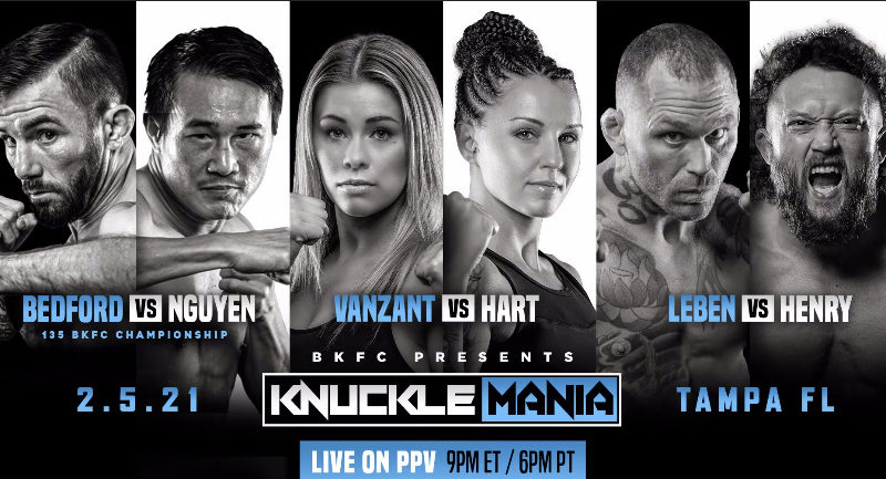 """Knucklemania"" announced for Super Bowl weekend"
