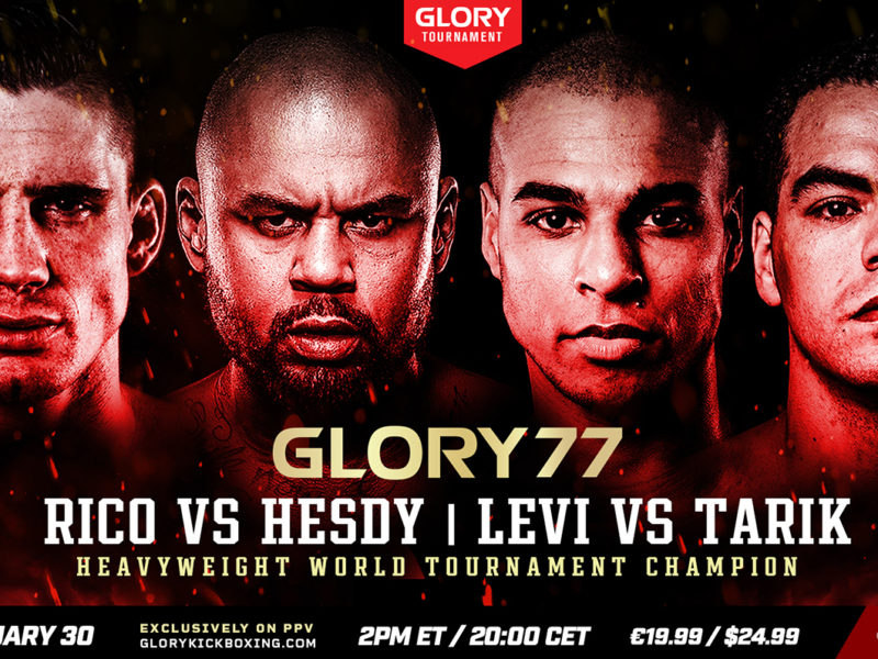 Major change to Glory 77