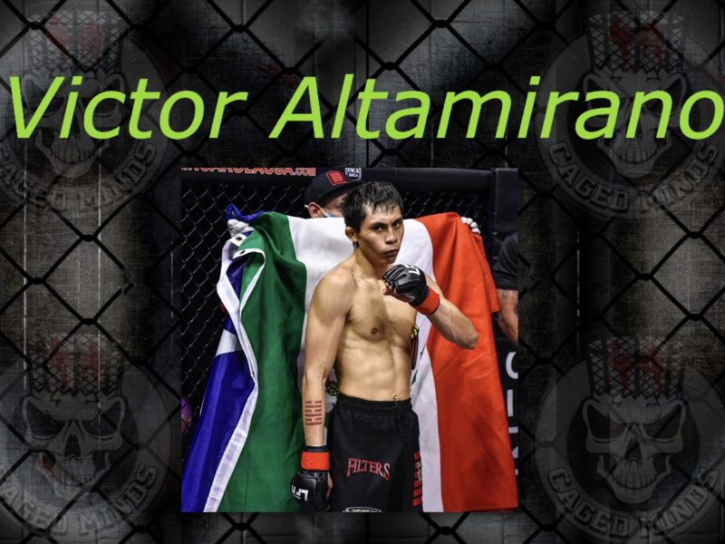 Victor Altamirano- Composing a Symphony of Martial Artistry