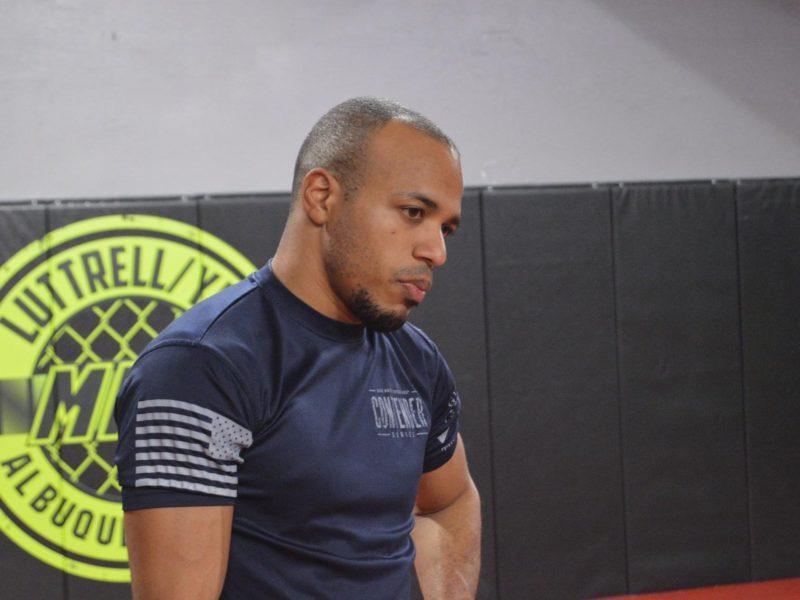 Jordan Espinosa- Coming to UFC 259 to have Fun