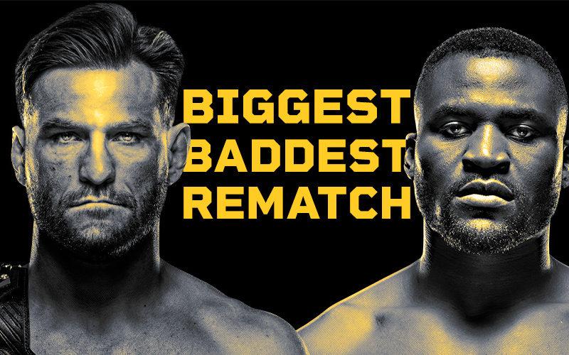 UFC 260 Weigh-ins Results