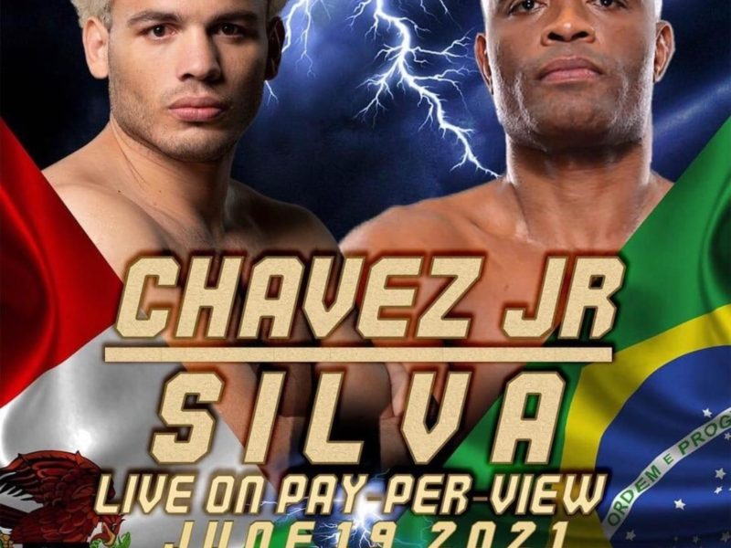 Anderson Silva's First Post UFC Fight Announced
