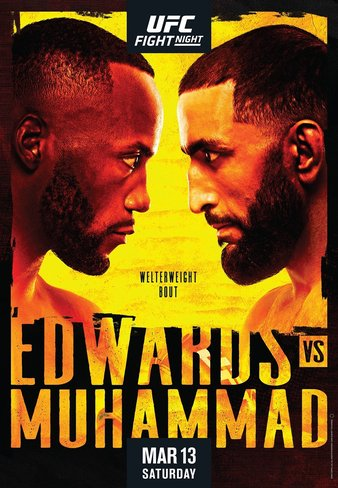 "Simply Results: UFC Fight Night ""Edwards vs. Muhammad"""