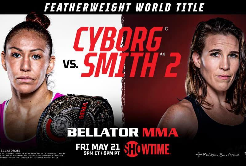 Cyborg-Smith 2 set for May 21st