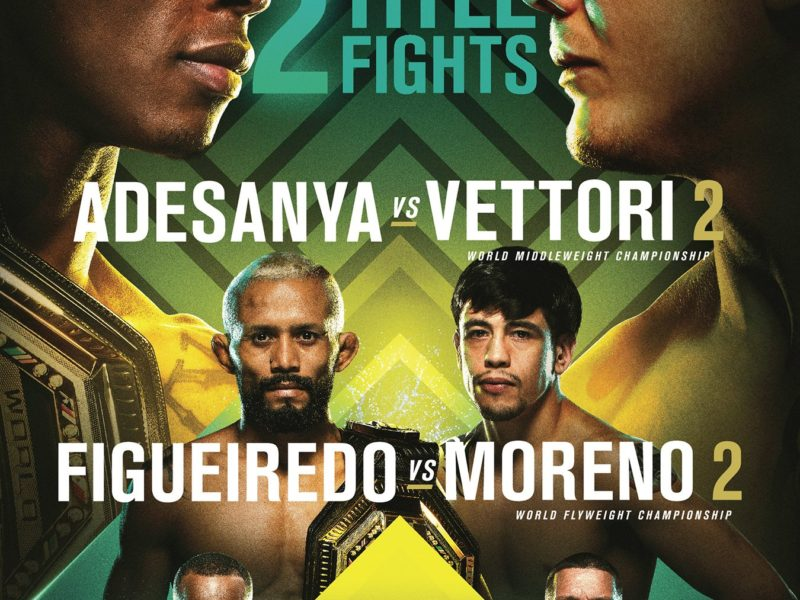Simply Results: UFC 263