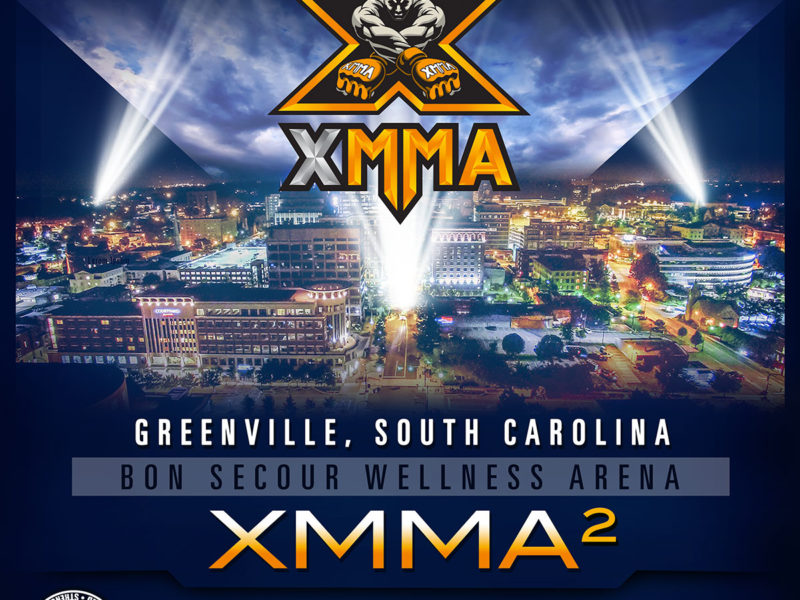 Dodson vs. Gibson tops first three fights announced for XMMA 2