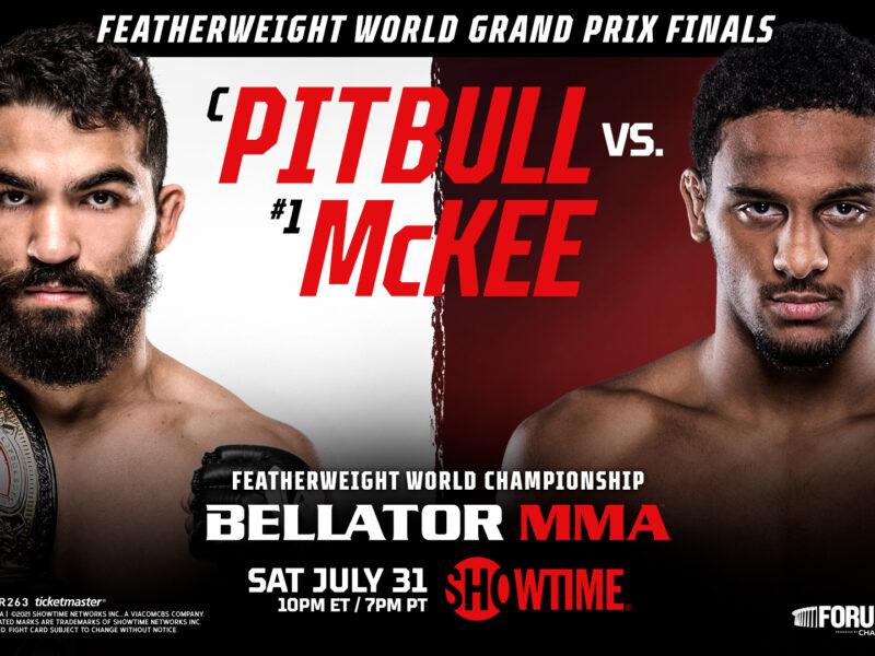 Grand Prix finals & three more fights set for Bellator 263