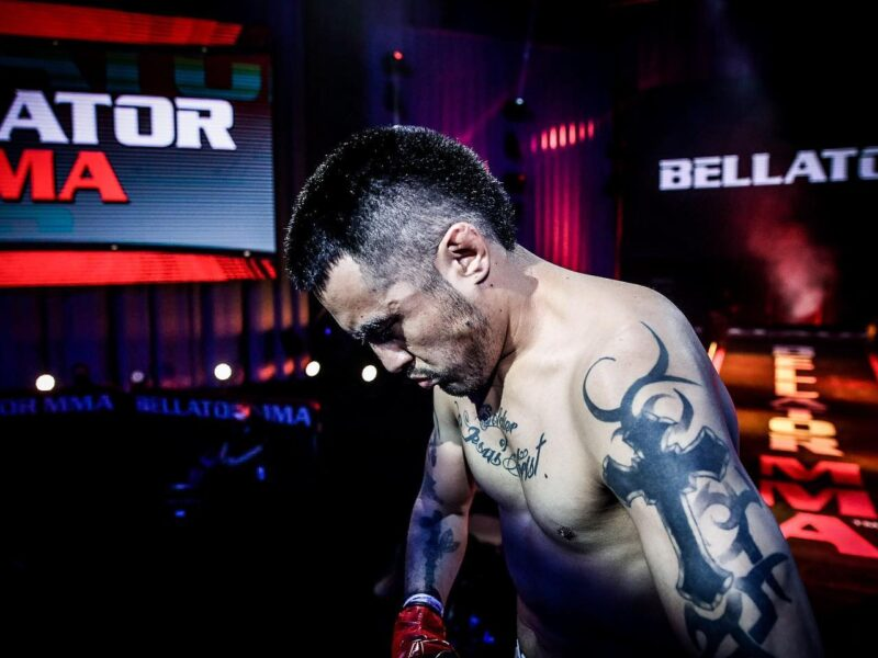 """Caged Minds- Manny Muro says Bellator 263, """"This is my Moment"""""""
