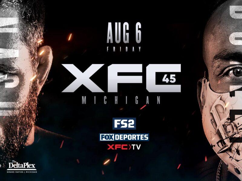 Nash-Burley Tournament Finals headline XFC 45