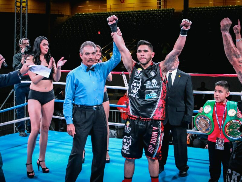 """Caged Minds- Josh Torres """"Everything is falling into Place"""" ahead of Warriorz on the Rez"""