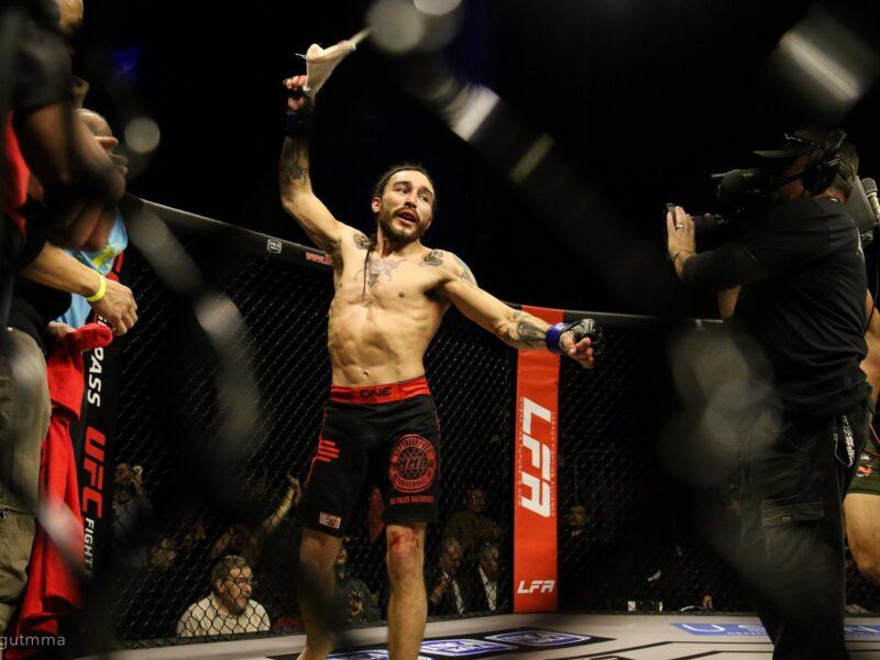 Caged Minds- Calob Ramirez ahead of RUF 42